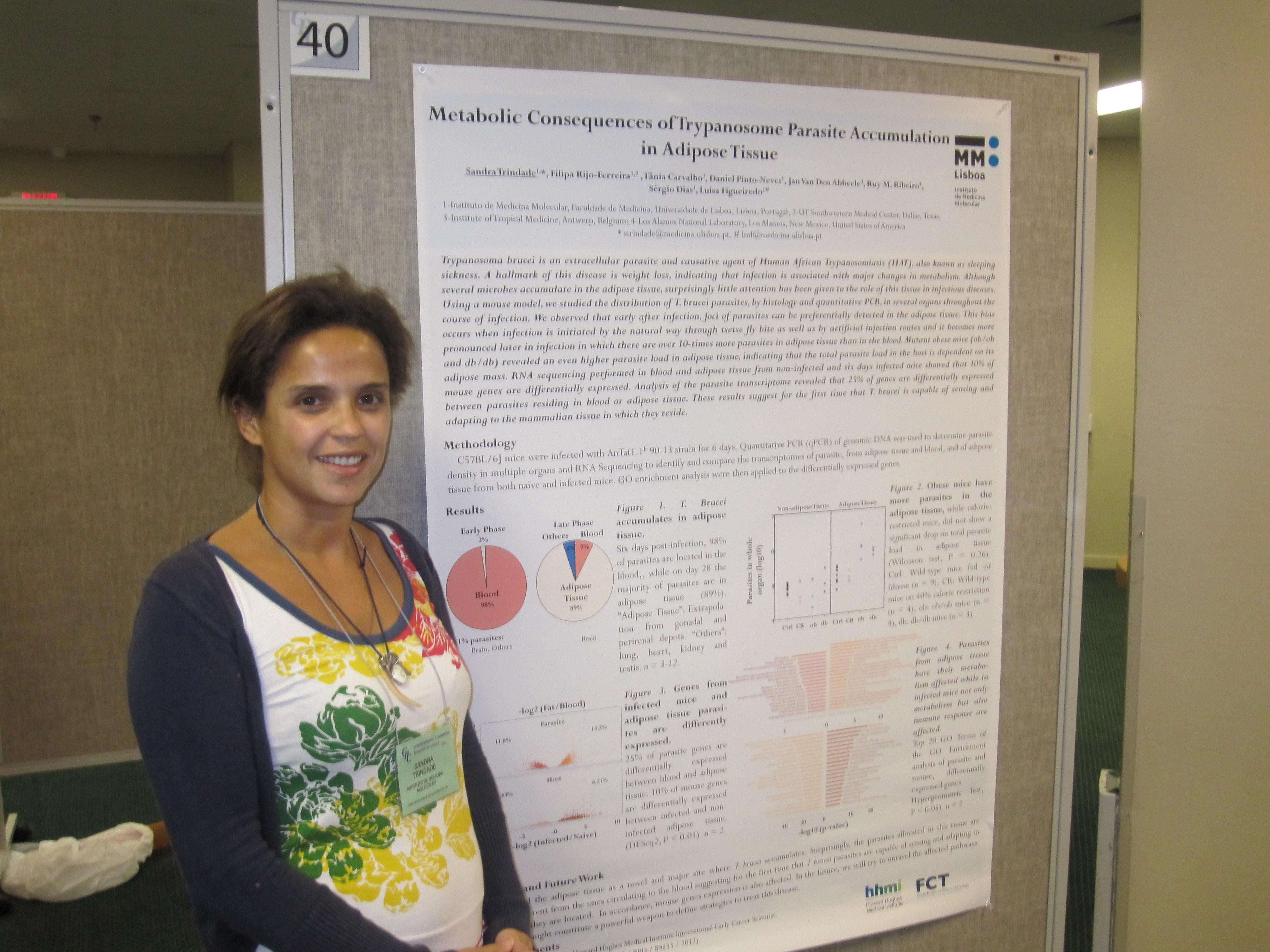 Sandra Isabel Gonçalves Trindade at GRC