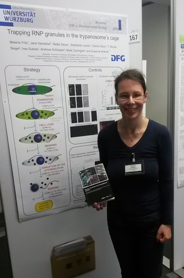 Susanne Kramer at Heidelberg